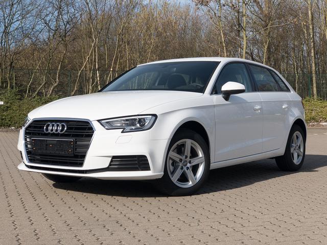 "Audi A3 Sportback - Basis - MMI Navi, ALU 16"", Komfortklimaautomatik"