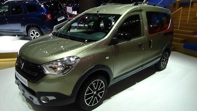 Dacia Dokker - Stepway - Navi/Rückfahrkamera/SHZ
