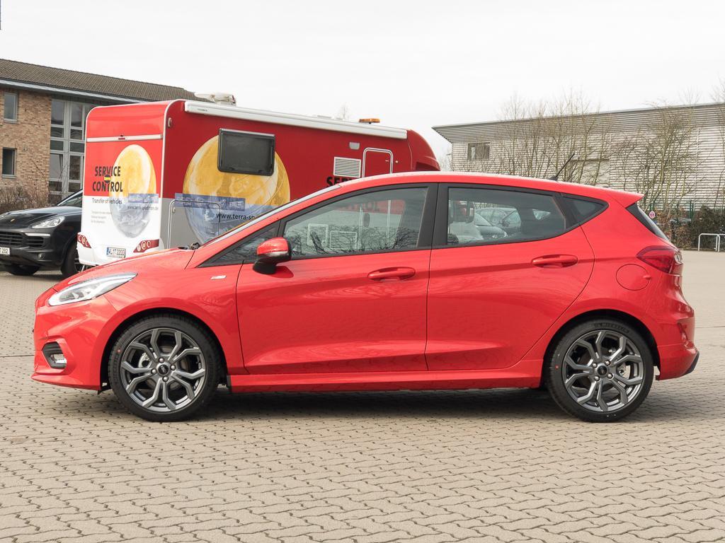 Ford Fiesta EU-Neuwagen Reimport