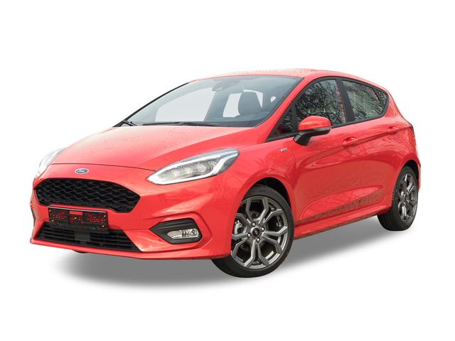 Ford Fiesta - ST-Line