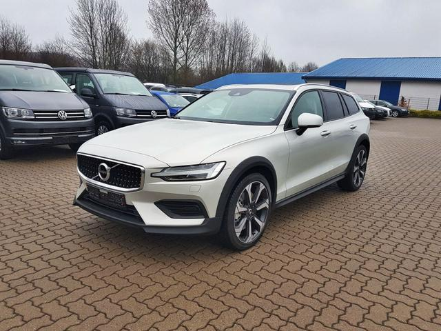Volvo V60 Cross Country - MJ 2020 / SHZ/ KLIMAAUT.