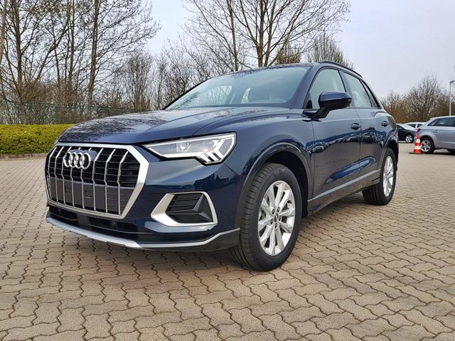 Audi EU Q3 - advanced - LED/NAVI/18