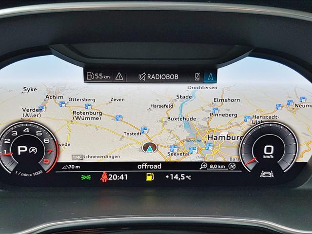 "Audi Q3 advanced 35 TFSI - LED/NAVI/18""ALU"
