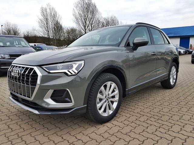 "Audi Q3 advanced 35 TFSI - LED/NAVI/18""ALU"