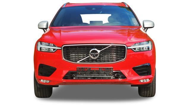 Volvo XC60 R-Design MJ 2021/ PDC v+h/ KAMERA