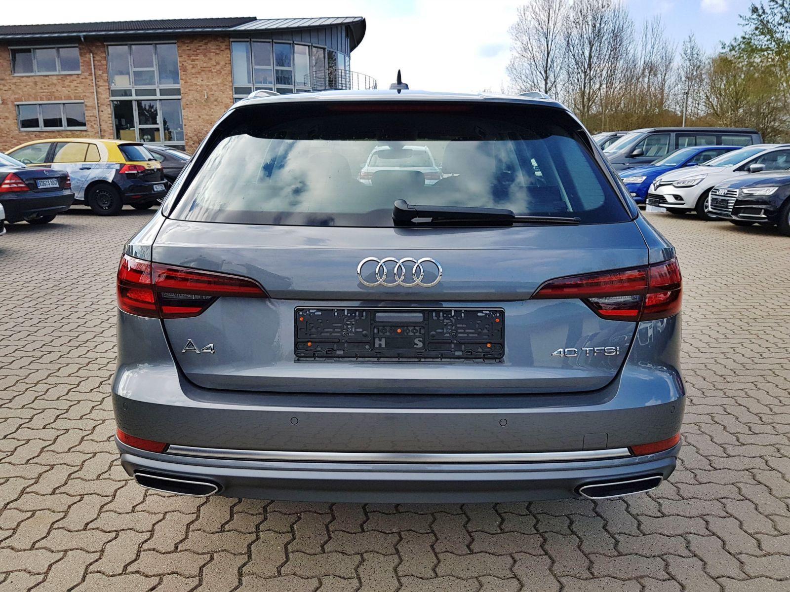 Audi A4 Avant Sport Led Pdc Navi Shz Neuwagen Mit Rabatt Eu