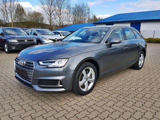 Audi EU A4 Avant - Sport - LED, PDC, NAVI, SHZ