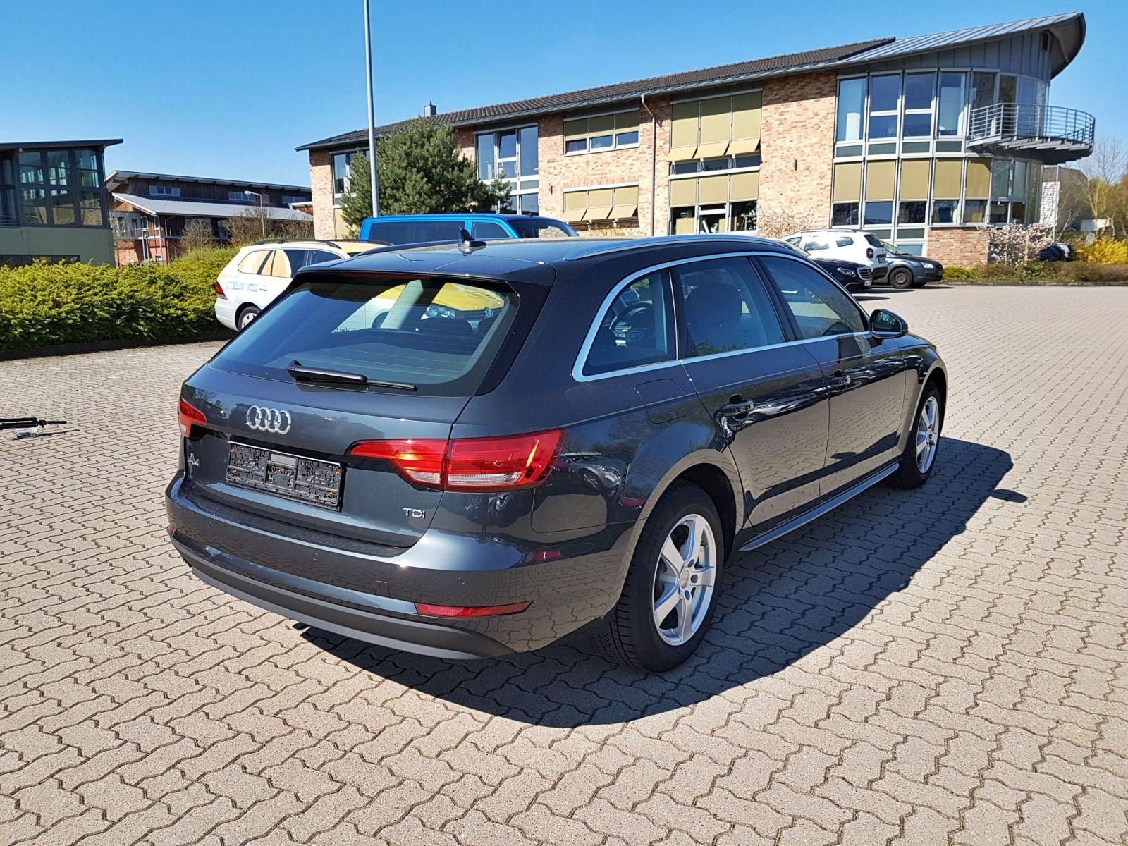 Audi A4 Avant Xenonnaviwinterreifen Neuwagen Mit Rabatt Eu