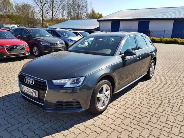 Audi A4 Avant - - XENON/NAVI/WINTERREIFEN