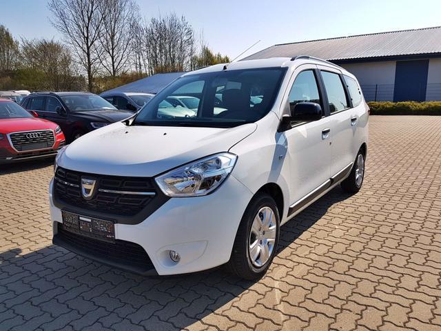 Dacia Lodgy - Laureate - LPG/PDC/LEDERLENKRAD