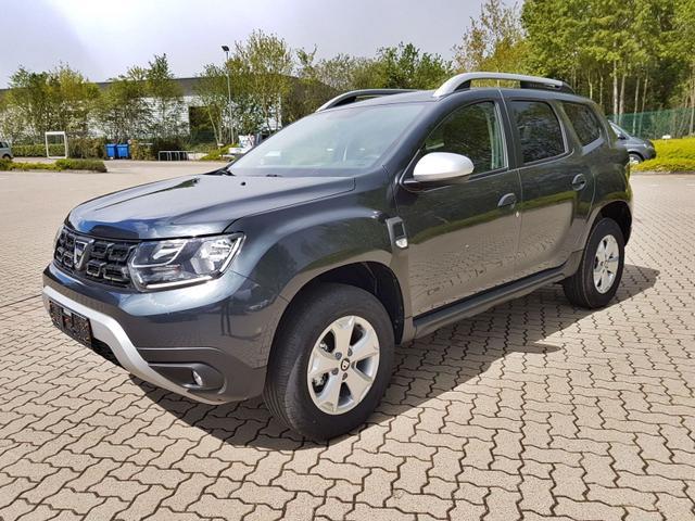 Dacia Duster - Comfort - NAVI/LEDER/KLIMAAUTOMATIK