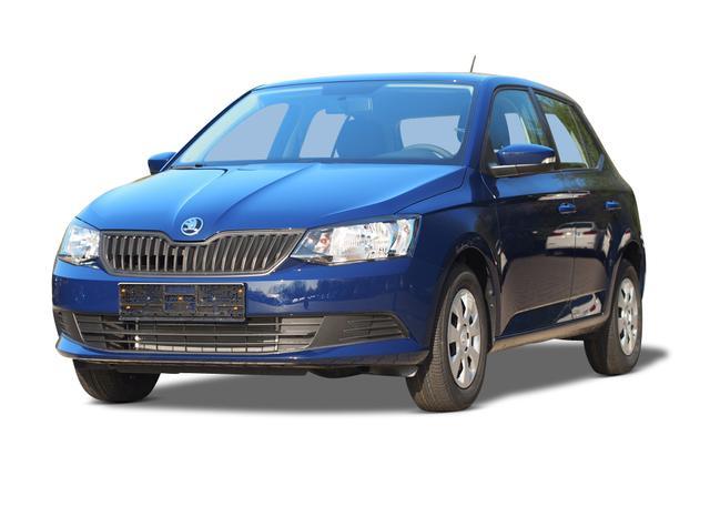 Skoda Fabia EU-Neuwagen Reimport