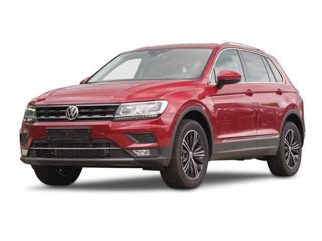 Volkswagen Tiguan - Highline