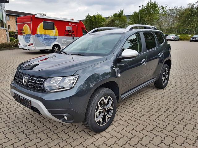 Lagerfahrzeug Dacia Duster - Prestige NAVI/SHZ/ALU