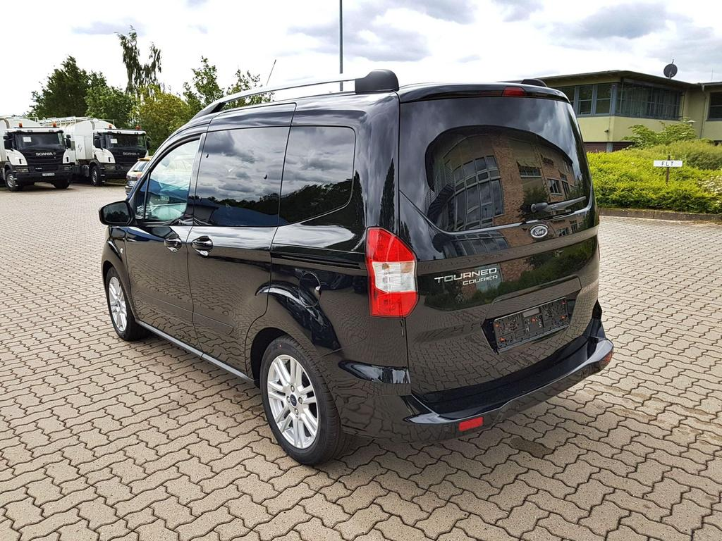 Ford / Tourneo Courier /  /  /  /