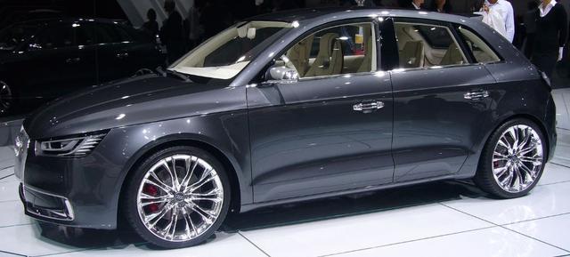 Bestellfahrzeug, konfigurierbar Audi A1 Sportback - advanced