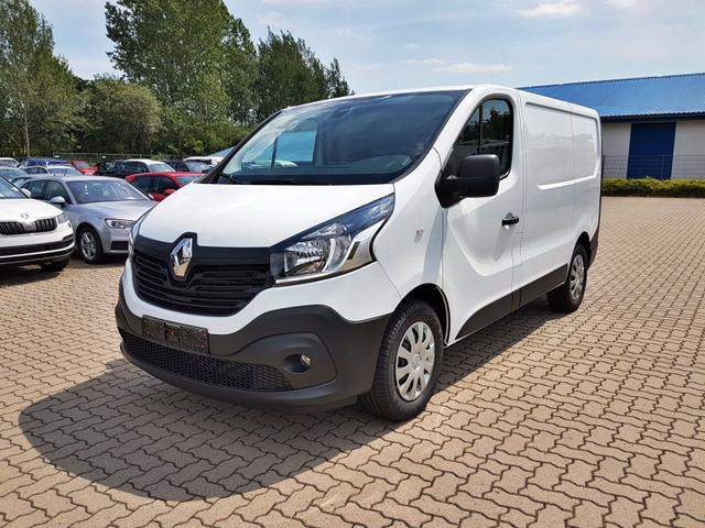 Renault Trafic - Kastenwagen L1H1 3,0t - NAVI/GRA/KLIMA/PDC