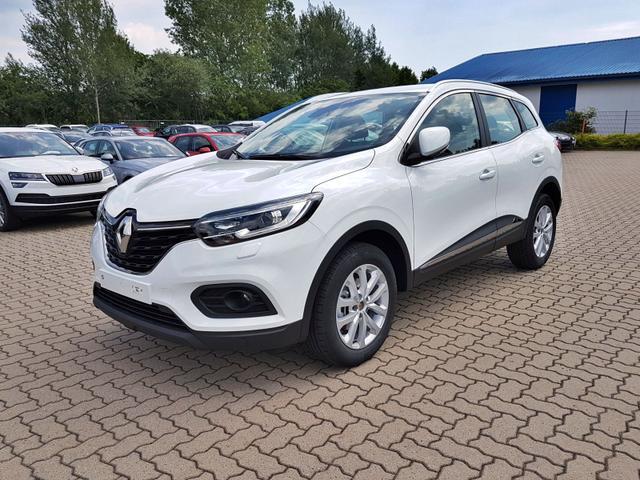 Renault Kadjar - Zen - SHZ/ALU/KLIMA