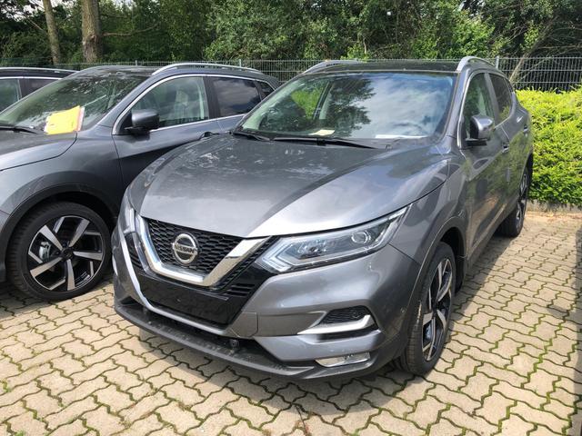 Nissan Qashqai - Tekna PANORAMA/LED/NAVI
