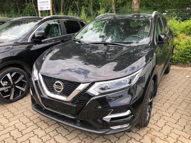 Nissan Qashqai - Tekna LED/NAVI/19