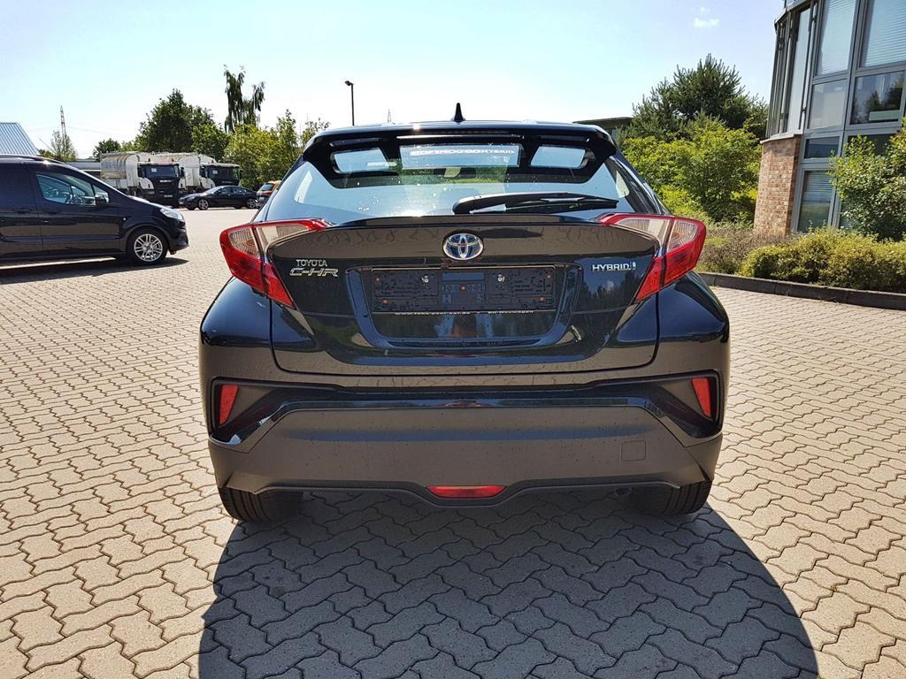 Toyota / C-HR / Schwarz /  /  /