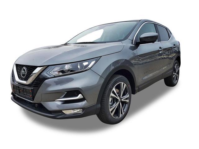 Nissan Qashqai - N-Connecta - Voll-LED, Teilleder, Navi, Panorama, SHZ,18 Zoll Alu