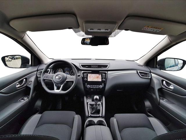 Nissan Qashqai N-Connecta - Voll-LED, Teilleder, Navi, Panorama, SHZ,18 Zoll Alu