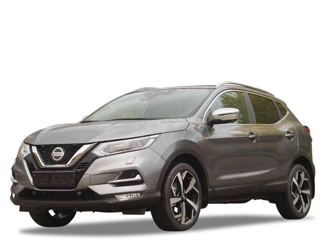 Nissan Qashqai - Tekna+ - Safety Shield, Bose, Vollleder, Voll-LED, Panorama,19 Zoll Alu