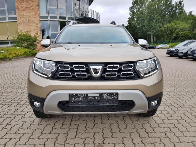 Lagerfahrzeug Dacia Duster - Prestige Keycard Handsfree/360° Kamera/Navi
