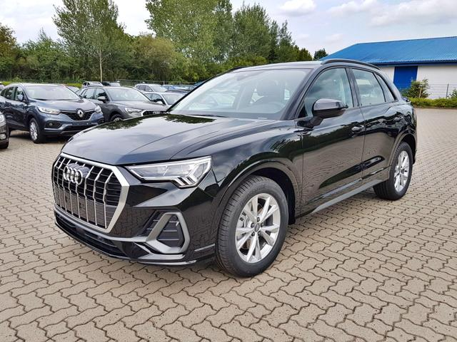 Audi Q3 - S line - LED/NAVI/VIRTUAL COCKPIT