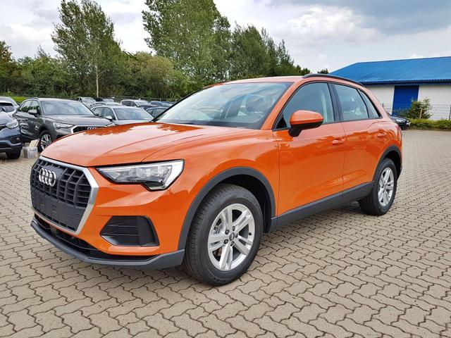 Audi Q3 - - MMI/ALU/GRA/SHZ
