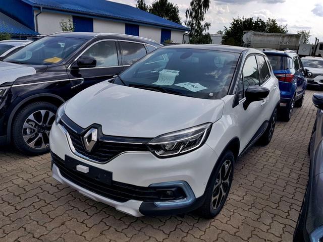 Renault Captur - 4Austria - NAVI R-LINK/KAMERA