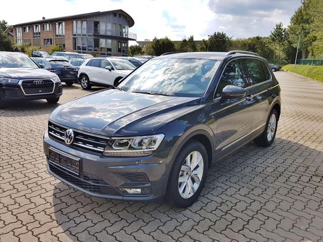 Volkswagen Tiguan - Edition Comfortline LED/AHK/NAVI/KAMERA/SHZ