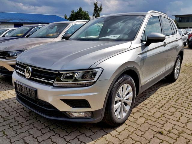 Volkswagen Tiguan - Comfortline -ACC/NAVI/CLIMATRONIC