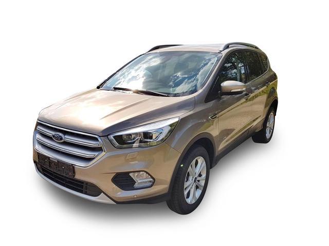 Ford Kuga - Titanium - Xenon, Navi, el. Heckklappe, dkl. Scheiben hi.