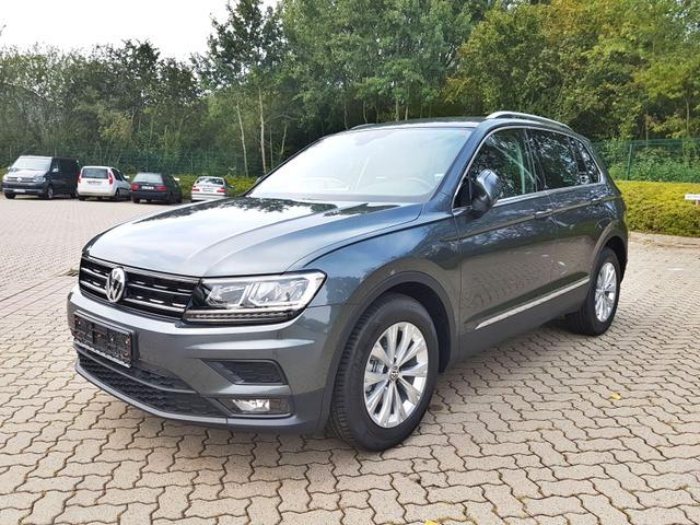 Volkswagen Tiguan - Comfortline -ACC/NAVI/CLIMATRONIC Lagerfahrzeug