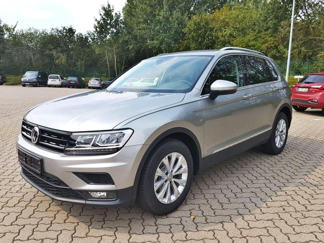 Volkswagen Tiguan - Comfortline -ACC/NAVI/CLIMATRONIC - Lagerfahrzeug