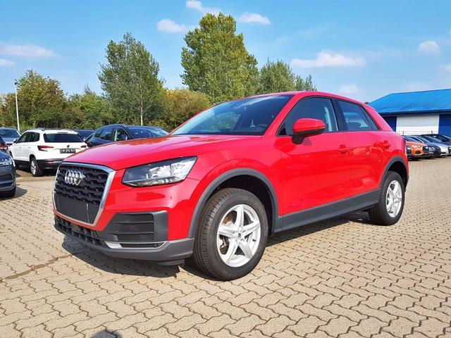 Audi Q2 - - Navi, Alu, Einparkhilfe plus