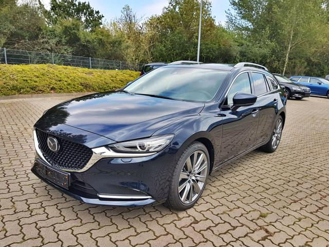 Mazda Mazda6 Kombi - Optimum (Sports-Line) -LED/NAVI/BOSE/KAMERA