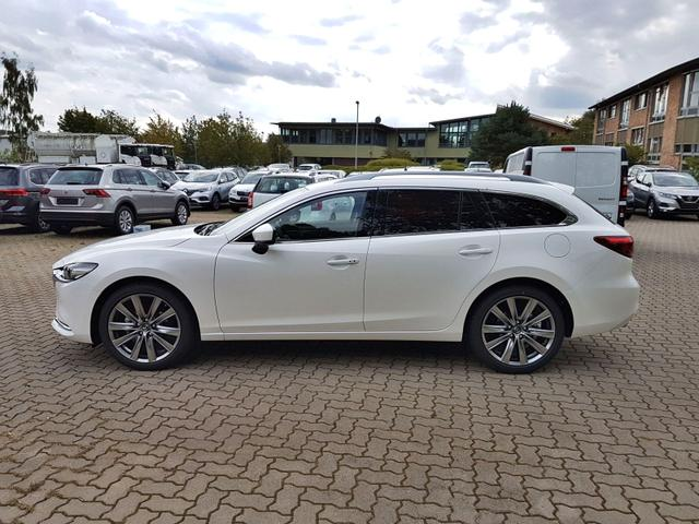 Mazda6 Kombi - Optimum (Sports-Line) - NAVI / Bose Sound LED Leder