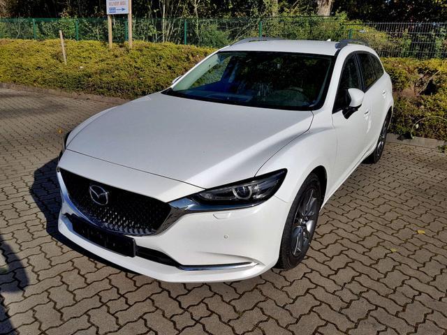 Mazda Mazda6 Kombi - Premium -NAVI/LED/SHZ/ACC