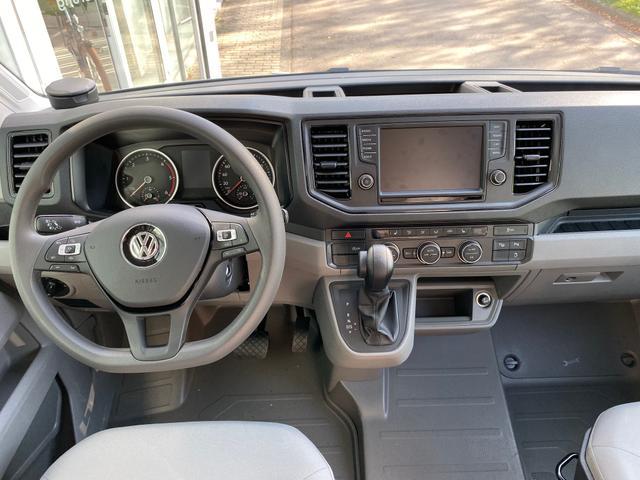 Volkswagen Grand California 600 - Radio, Kamera, Klima, Markise