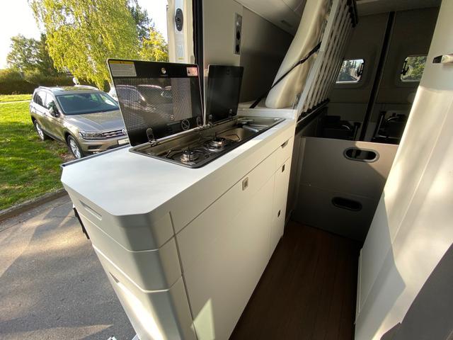 Volkswagen Grand California 600 - Klimaaut., Navi, Solaranlage