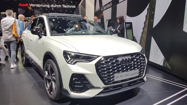 Audi Q3 Sportback MJ 2021/MMI Radio plus/DAB