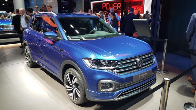 Volkswagen T-Cross - Style PDC, ACC, LED, Nebel Bestellfahrzeug, konfigurierbar