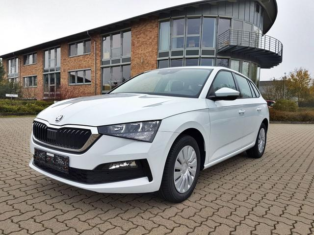 Skoda Scala - Ambition PDC/LED/Lane ASSIST Lagerfahrzeug