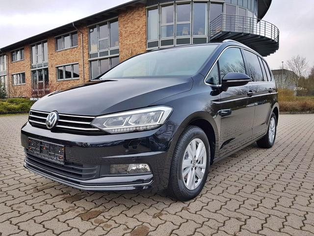 Volkswagen Touran Highline LED/Navi/ACC/Kamera