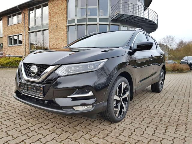 Nissan Qashqai - Tekna Plus LED/NAVI/ALU/BOSE-SOUND Lagerfahrzeug