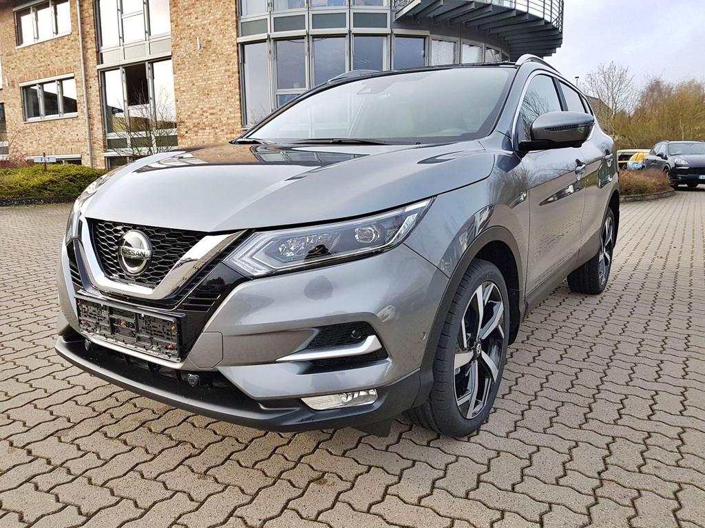 Nissan Qashqai Tekna+ EU-Neuwagen Reimport