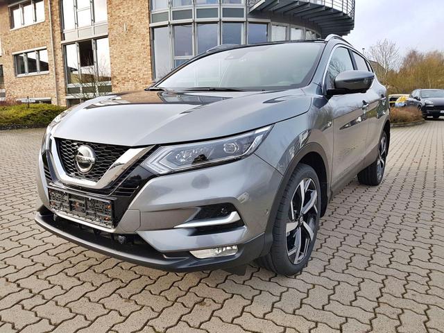 Nissan Qashqai - Tekna  ALU/Kamera/NAVI Lagerfahrzeug